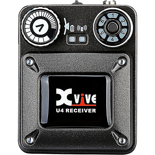 XVive U4R In-Ear Monitor Wireless System Receiver Only