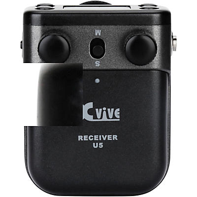 XVive U54 Wireless Receiver (for U5 Series)