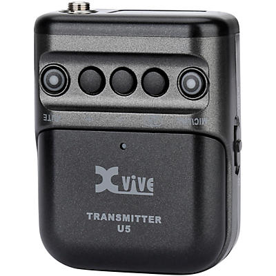 XVive U5T Wireless Transmitter (for U5 Series)