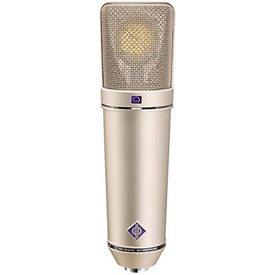 Neumann U 87 Ai Large-Diaphragm Condenser Microphone