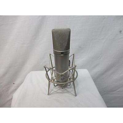 Neumann U87AI W Shockmount Condenser Microphone