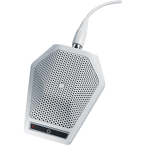 Audio-Technica U891RW UniPoint Cardioid Condenser Boundary Microphone with Switch
