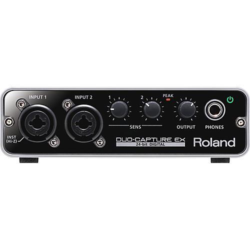 Roland UA-22 DUO CAPTURE  EX USB Audio/MIDI Interface