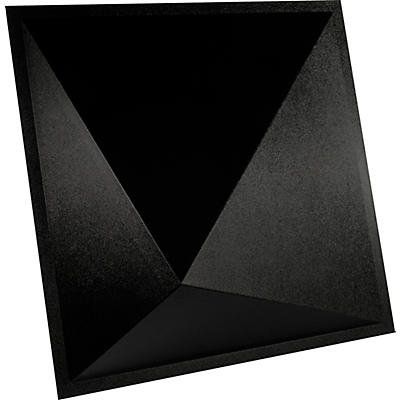 "Ultimate Acoustics UA-PYD-BP 24""x 24"" Pyramid Shape Class A Diffusor (4 Pack)"
