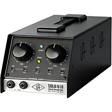 Open Box Universal Audio UA-S610 SOLO/610 Classic Vacuum Tube Microphone Preamp and DI Box