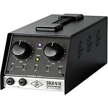 Open BoxUniversal Audio UA-S610 SOLO/610 Classic Vacuum Tube Microphone Preamp and DI Box
