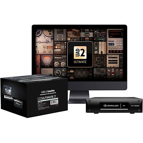 Universal Audio UAD-2 Satellite Thunderbolt - OCTO Ultimate 7