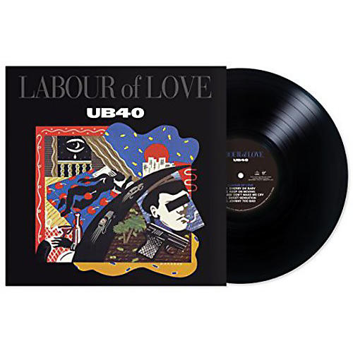 Alliance UB40 - Labour of Love