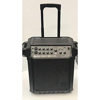 Alto UBER FX Powered Speaker