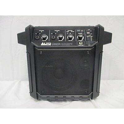 Alto UBER PA Powered Speaker