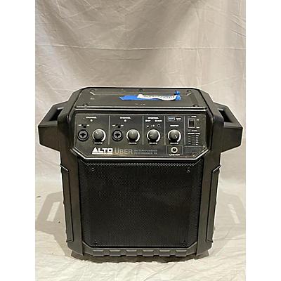 Alto UBER Powered Speaker