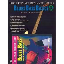 Alfred UBS Blues Bass Basics MegaPak (Book/DVD/CD)