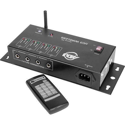 American DJ UC3 Wireless Lighting Controller