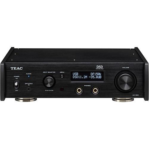 TEAC UD-503 Dual-Monaural USB DAC with Full Balanced Headphone Amp