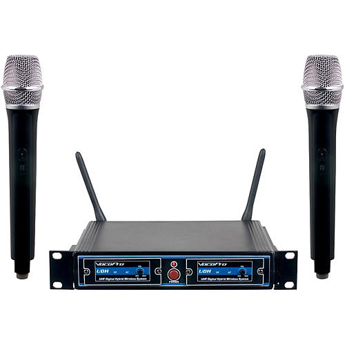 VocoPro UDH-DUAL-H Hybrid Wireless System Band H3