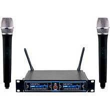 Open Box VocoPro UDH-DUAL-H Hybrid Wireless System