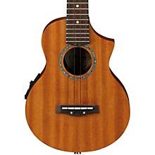 Open BoxIbanez UEW5E All Mahogany Concert Acoustic-Electric Ukulele