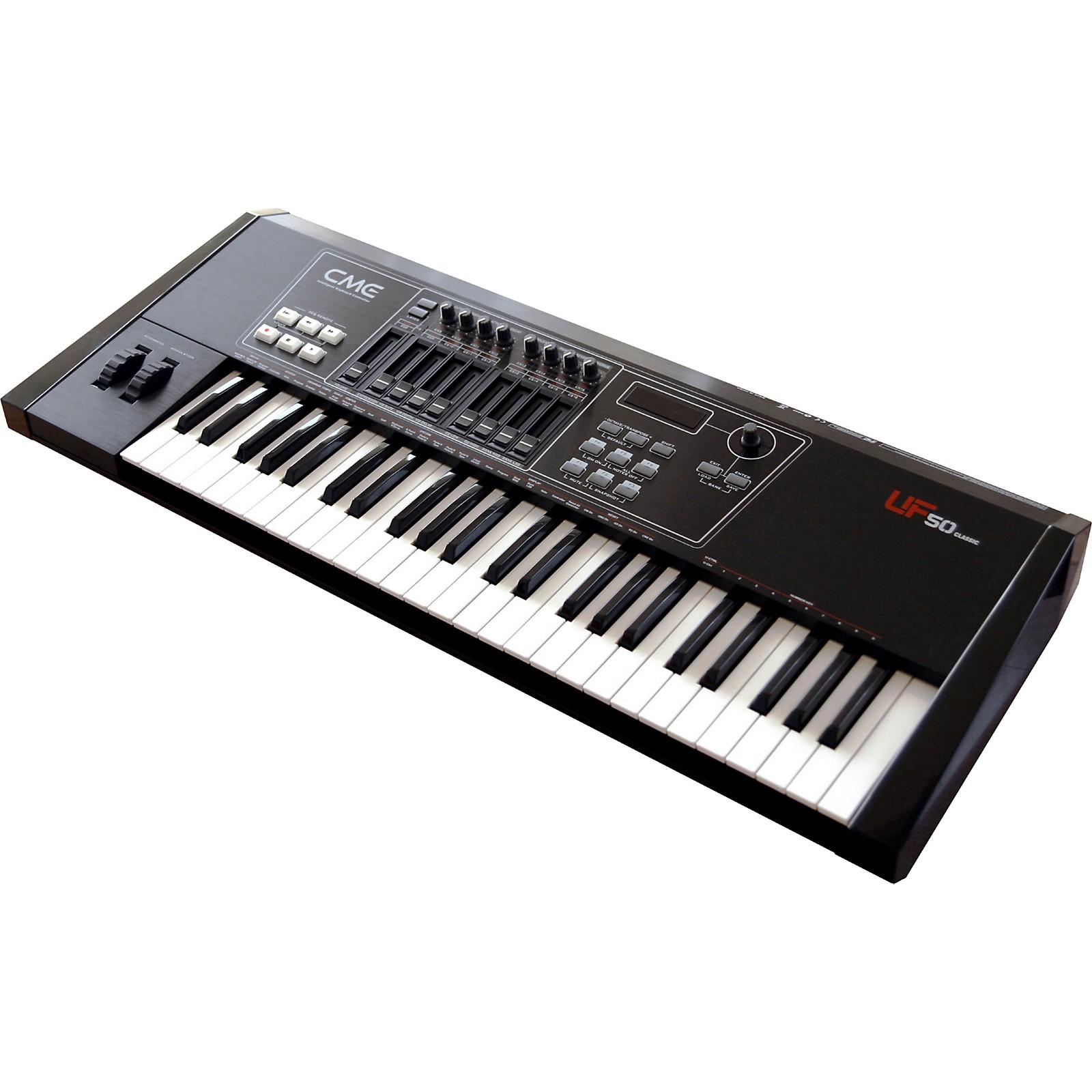 CME UF 50 Classic MIDI Controller