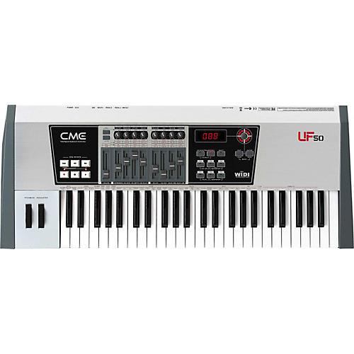 CME UF-50 V2 49-Key Master Keyboard MIDI Controller