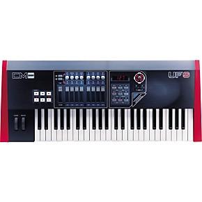 cme uf5 49 key midi controller musician 39 s friend. Black Bedroom Furniture Sets. Home Design Ideas