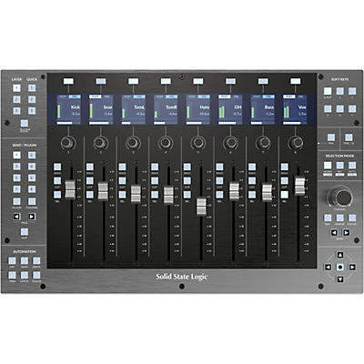 Solid State Logic UF8 DAW Control Surface