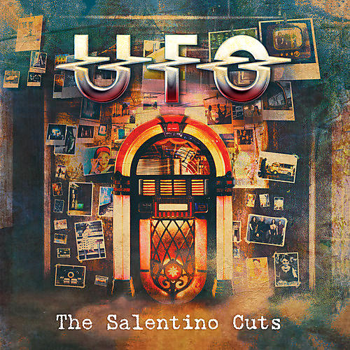 Alliance UFO - The Salentino Cuts