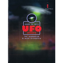 Amstel Music UFO Concerto (for Euphonium and Wind Orchestra) Concert Band Level 5 Composed by Johan de Meij