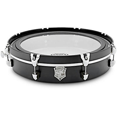 SJC Drums UFO Drum with Chrome Hardware