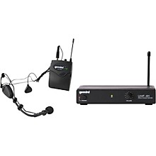 Open BoxGemini UHF-01HL Wireless Headset/Lavalier Combo System