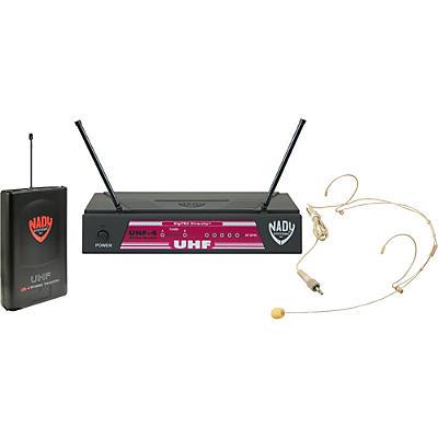 Nady UHF-4 Headset Wireless System