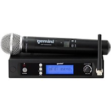 Gemini UHF-6100M Single Handheld Wireless System