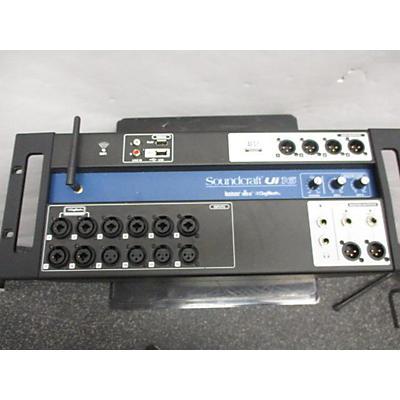 Soundcraft UI 16 Digital Mixer