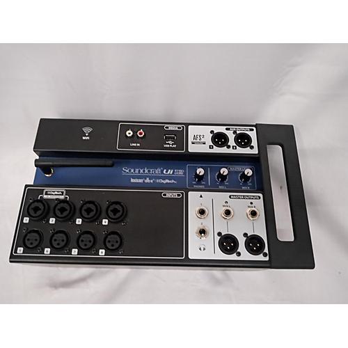 UI12 Digital Mixer