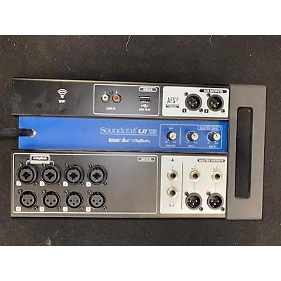 Soundcraft UI12 Unpowered Mixer