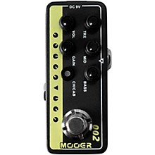 Open Box Mooer UK Gold 900 Micro Preamp