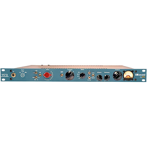 BAE UK Sound 1173 Preamp and Compressor