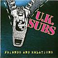 Alliance UK Subs - Friends & Relations thumbnail