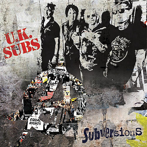 Alliance UK Subs - Subversions