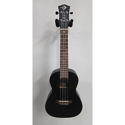 Luna Guitars UKEVMCBKS Ukulele