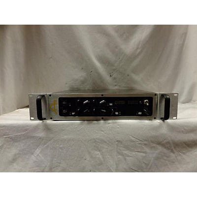 Epifani UL502 Bass Amp Head