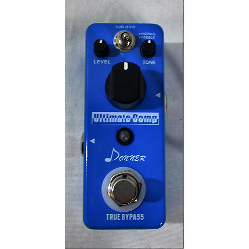 ULTIMATE COMP Effect Pedal