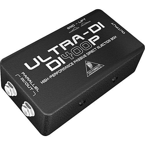 ULTRA-DI DI400P Passive Direct Box
