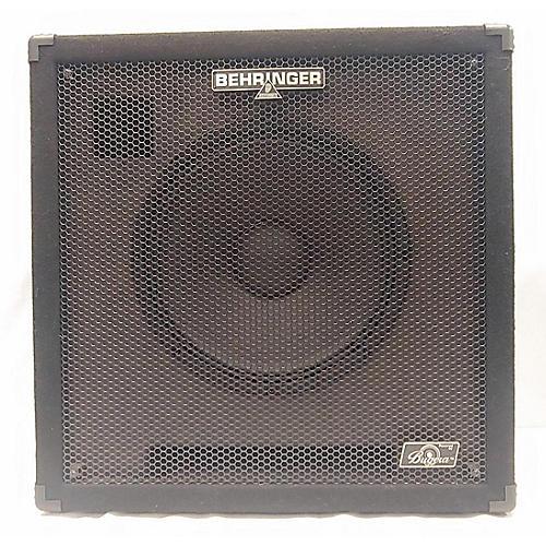 Behringer ULTRABASS BA115 600W Bass Cabinet