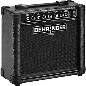 Magnificent Behringer Ultrabass Bt108 Bass Practice Combo Musicians Friend Wiring Database Ittabxeroyuccorg