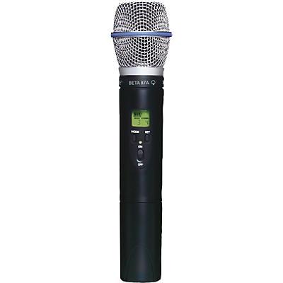 Shure ULX2/Beta87A Wireless Handheld Transmitter Microphone