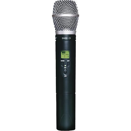 Shure ULX2/SM86 Wireless Handheld Transmitter Microphone