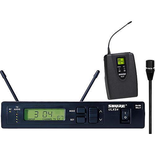 Shure ULXS14/51 Lavalier Wireless System