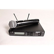 Open BoxShure ULXS24/58 Handheld Wireless Microphone System