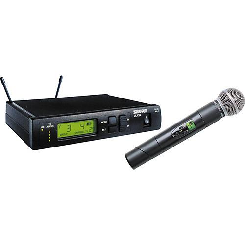 Shure ULXS24/58-SM58 Handheld Wireless System Channel M1