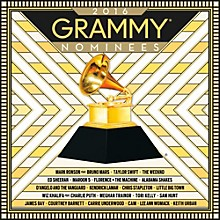 UMD B002435602 2016 GRAMMY Nominees CD